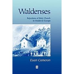 The Waldenses. Euan Cameron  - Buch