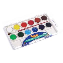 JOVI   Wasserfarbkasten 12 Farben