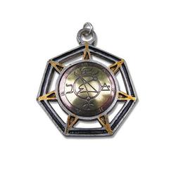 Adelia´s Amulett Mittelalterliches Magisches Amulett von Briar, Raphael Engel des Merkur - Wohlergehen