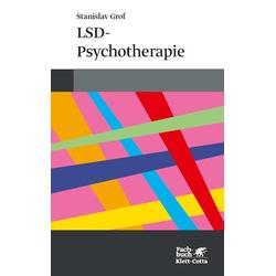 LSD-Psychotherapie: Buch von Stanislav Grof
