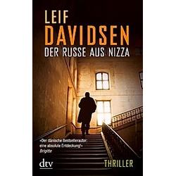 Der Russe aus Nizza. Leif Davidsen  - Buch