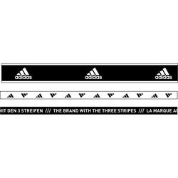 Haarband 3er-Set, schwarz - schwarz