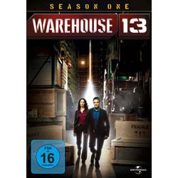 Warehouse 13 - Season 1  [3 DVDs]