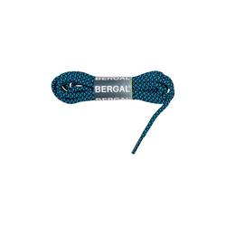 Bergal Schnürsenkel Rope Laces / Runde Sneaker Schnürsenkel blau