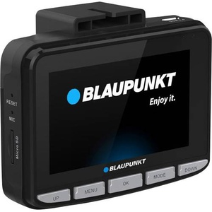 Blaupunkt BP 3.0 Dashcam mit GPS Blickwinkel horizontal max.=125° 12V Akku, Display, Mikrofon
