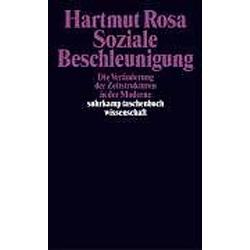 Beschleunigung. Hartmut Rosa  - Buch