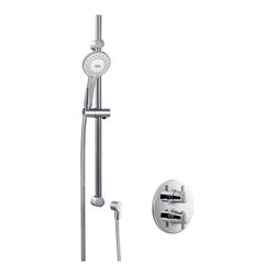 HSK 1.22 Shower-Set rund