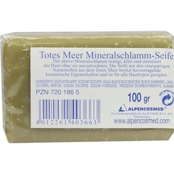 TOTES MEER SALZ Mineral Schlamm Seife 100 g