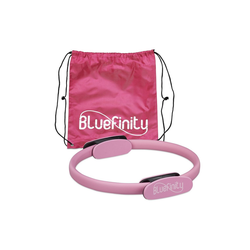 relaxdays Pilates-Ring Pilates Ring Pink