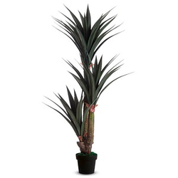 PAPERFLOW Kunstpflanze Yucca 155,0 cm Höhe