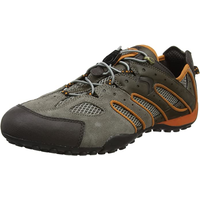 GEOX U Snake J taupe/light orange 46
