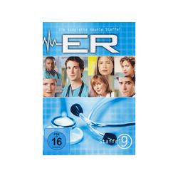 E.R. - Emergency Room Staffel 9 DVD