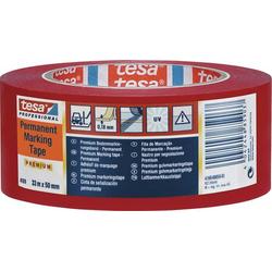 TESA 4169-59-93 4169-59-93 Markierungsklebeband Rot (L x B) 33m x 50mm 33m
