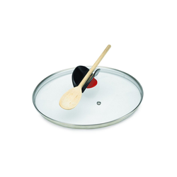 BALLARINI Topfdeckel Glasdeckel Click and Cook, Glasdeckel Ø 28 cm