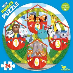Mein rundes Puzzle - Auf dem Riesenrad