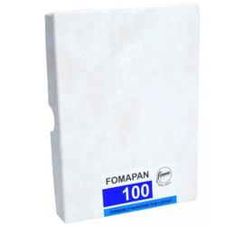 FOMA Fomapan 100 Plan Film 5x7 Inch 50 Blatt ISO 100/21°