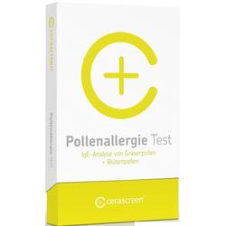 CREASCREEN Pollenallergie Test