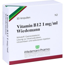 VITAMIN B12 Wiedemann