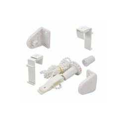 Zubehör-Set, Liedeco, Kettenzugrollos, (Set, 1-tlg), Kettenzugetriebe und Träger für Klemmfix-Kettenzugrollos