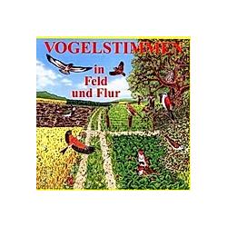 Vogelstimmen  Audio-CDs: Ed.2 Vogelstimmen in Feld und Flur - Hörbuch