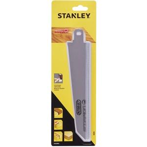 Stanley STA29962-XJ Hand-Sägeblatt HCS (Universalsäge passend für Autoselect Scorpion Säge von Black+Decker, 200mm Schnittlänge, für Hartholz, Weichholz und Spanplatten)