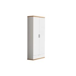 Voss Möbel Dielenschrank Burgos in weiß