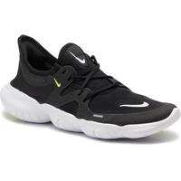 Nike Free RN 5.0 W black/white/anthracite/volt 40,5