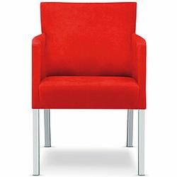 TUTTI Sessel mit niedriger Rückenlehne