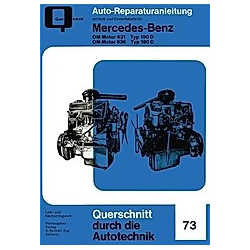 Mercedes-Benz OM-Motor 621 Typ 190 D / OM-Motor 636 Typ 180 D - Buch