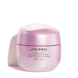 Shiseido Maske Overnight Cream & Mask