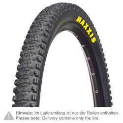Maxxis MTB-Reifen Minion SemiSlick Schwarz, 27.5 x 2.3 Zoll, Tubeless Ready, EXO Dual, Faltbar