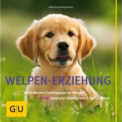 GU Welpen-Erziehung von Katharina Schlegl-Kofler