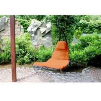LECO Dream Gartenliege 163 x 75 cm terracotta