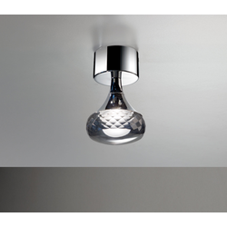 Hochwertige LED-Deckenleuchte Fairy Axo Light grau