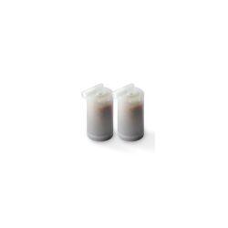 Wasserstelle GmbH 2x Bügelstation-, Bügeleisen-, Wasserfilter, Kalkfilter