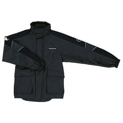 Bering Maniwata Regenjacke, schwarz, Größe S