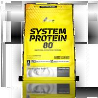 Olimp Sport Nutrition Olimp System Protein 80, 700 g Beutel, Erdbeer