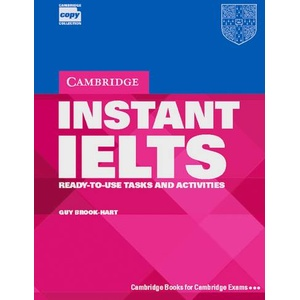 Instant IELTS Ready-to-Use Tasks and Activities