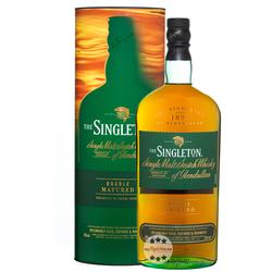 The Singleton of Glendullan Double Matured Whisky