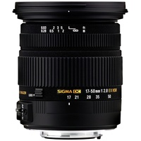 17-50 mm F2,8 EX DC OS HSM Nikon F
