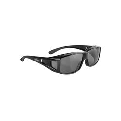 MIGHTY Sport-/Fahrradbrille Rayon Fit Over schwarz