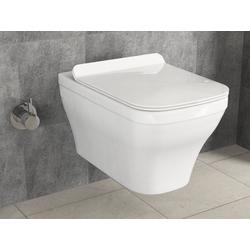 Aqua Bagno Tiefspül-WC Aqua Bagno spülrandloses Taharet-WC inkl. Taharat