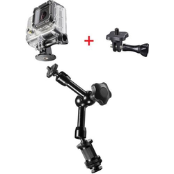 Mantona GoPro DSLR 20520 Befestigungs-Set