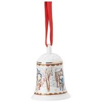 Hutschenreuther Porzellanglocke Weihnachtsglocke 21