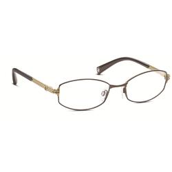 Brille Bogner 732007 60 in braun / gold gr 52/17