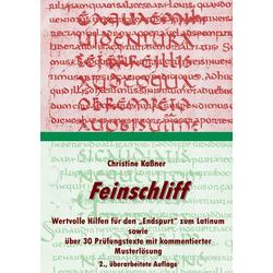 Feinschliff: eBook von Rolf-Peter Kaßner/ Christine Kaßner