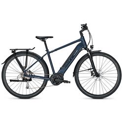 Raleigh E-Bike Kent 9, 9 Gang Shimano Alivio Schaltwerk, Kettenschaltung, Mittelmotor 250 W 58 cm