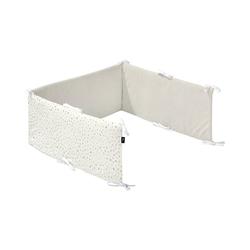 Alvi® Bettnestchen Nestchen 210 cm Aqua Dot