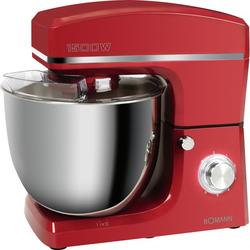 Bomann KM 6036 CB Küchenmaschinen - Rot
