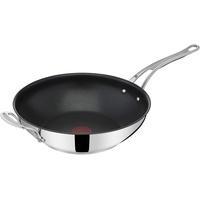 Tefal Jamie Oliver Cook's Classic«, Edelstahl (1-tlg), Antihaftversiegelung, Thermo-Signal-Temperaturanzeiger, induktionsgeeignet, Ø 30 cm